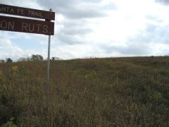 santa fe trail segments 8312015 national and state registers of historic places kansas
