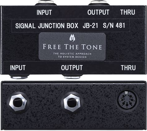 Junction Box 48ch Input 1 Output 3 Handmade For Foh Broadcastmonitor free the tone jb series