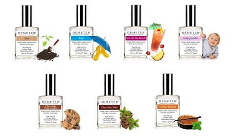 Gum Demeter Fragrance Perfume demeter perfumediary