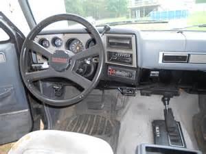 1989 chevrolet blazer interior pictures cargurus