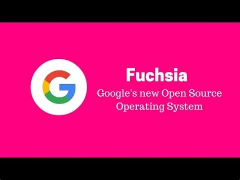 google android operating system download google is developing new fuchsia operating system to