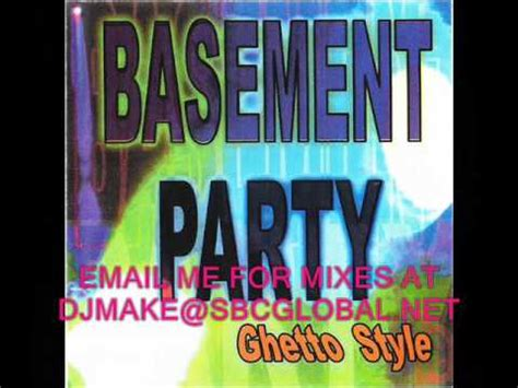 Basement Party Dj Gordo 90 S Chicago Ghetto House Music Old School Mix B96 Youtube