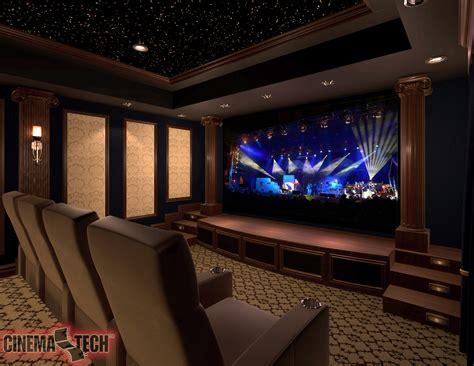 san diego custom home theatre design  installation