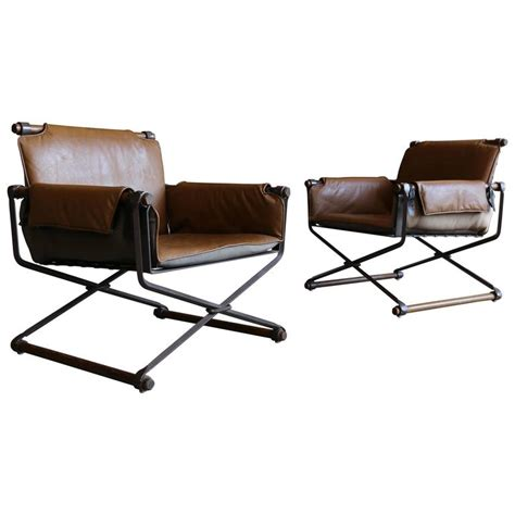 pair of lounge chairs by cleo baldon at 1stdibs