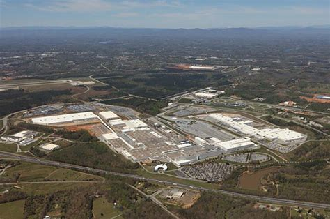 Bmw Spartanburg Plant by Bmw Investing Another 600m In South Carolina Plant