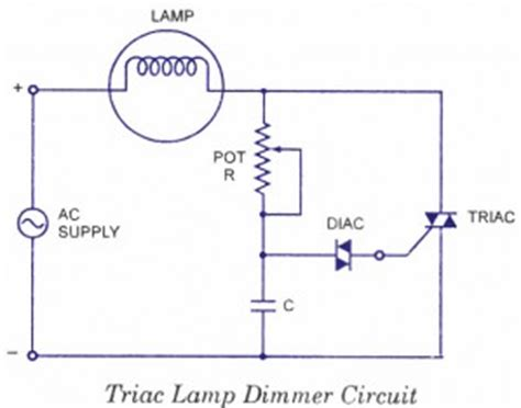 capacitor triac circuit diac applications electronic circuits and diagrams electronic projects and design