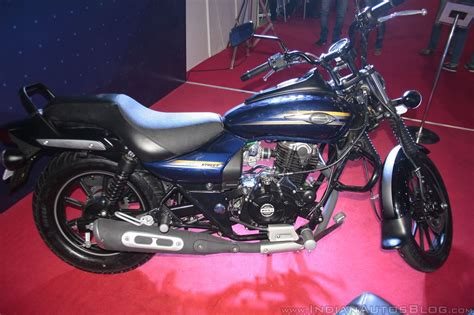 Bajaj Avenger 150 Street, 220 Street, 220 Cruise at APS 2015