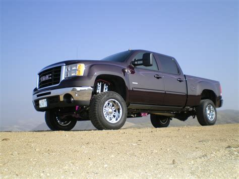 chevy gmc suspension lift kit