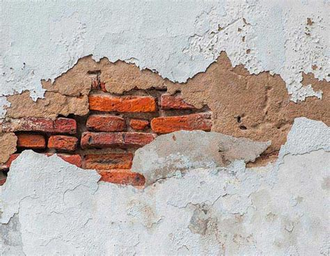 how to fix render repairing walls brickwork and render homebuilding