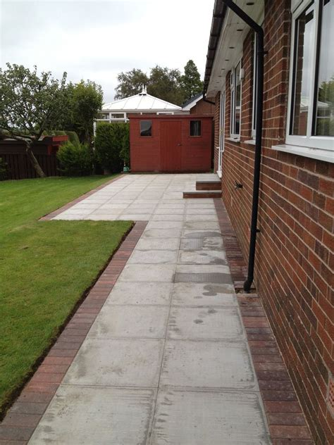 block paving patio local leigh patio design leigh block paving patios
