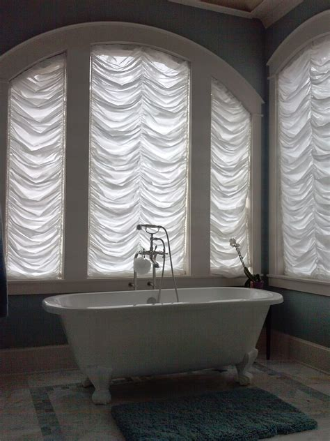 Window Treatment Ideas Radius Window Treatment