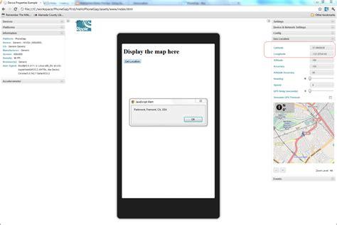 mobile browser emulator sunil s notes using ripple mobile browser emulator for
