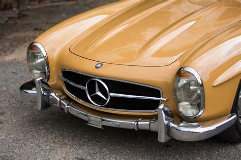 1960 Mercedes Benz 300 Sl Roadster Sold Girardo Amp Co