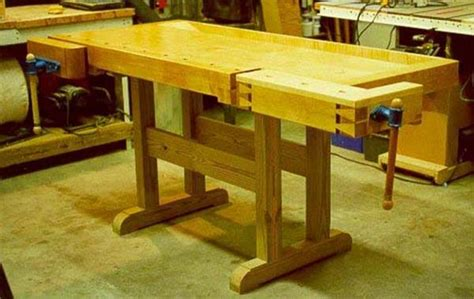 Simple Woodworking Bench Plans Pdf