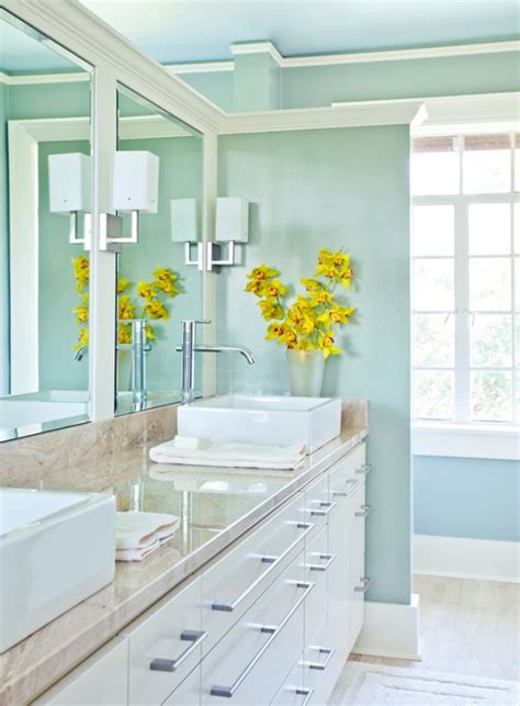 turquoise bathroom paint seafoam walls decorating home design ideas