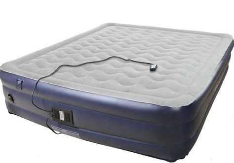 best cing bed king size best guest air bed with air mattress pump and remote