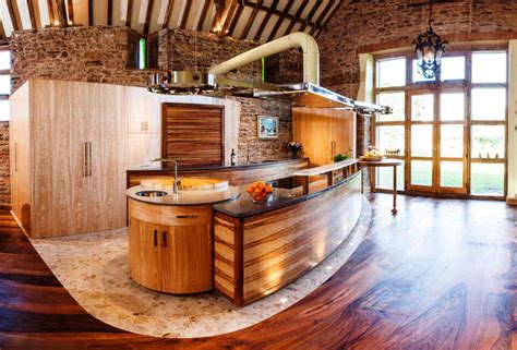 rustic modern design rustic kitchen simple ideas twipik