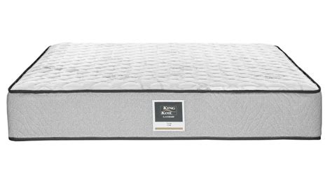 King Koil Nanofiber Pillow Firm king koil theia firm mattress domayne