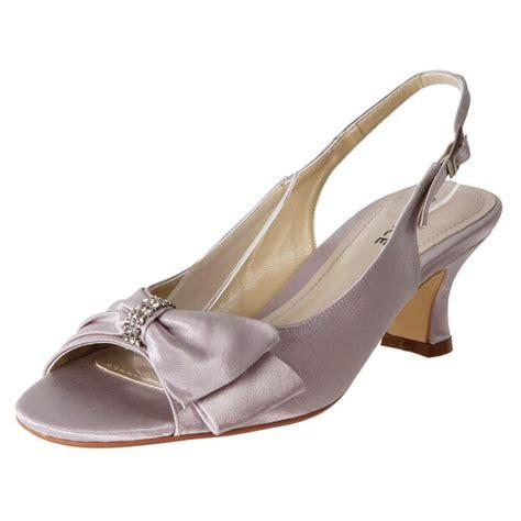 comfort evening shoes new clarice women s kitten heel comfort satin wedding