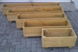 wooden planter boxes from gardenstuff other