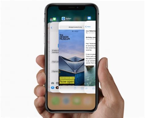 designing your first iphone app hack design how to kill or force quit apps on iphone x