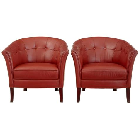 quality armchairs pair of quality 1970s leather lounge armchairs for sale at