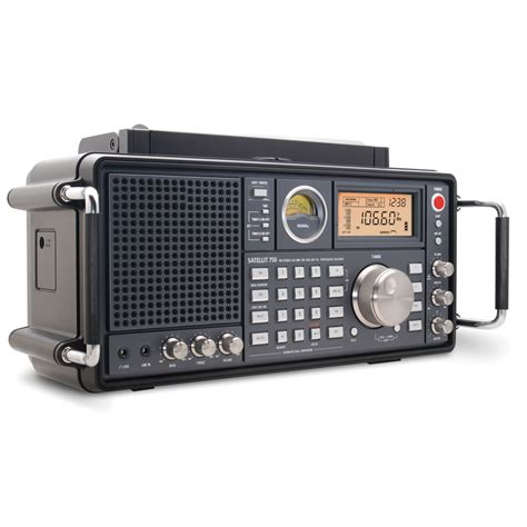 best radio the longwave shortwave radio hammacher schlemmer