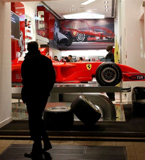 ferrari dealership inside ferrari opening soon in the woodlands houston chronicle