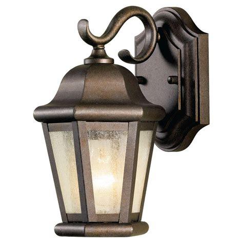 Feiss Martinsville 1 Light Corinthian Bronze Outdoor Wall Feiss Light Fixtures
