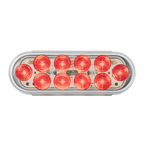 mega diode lighting oval mega 10 led light grand general auto parts accessories manufacturer and