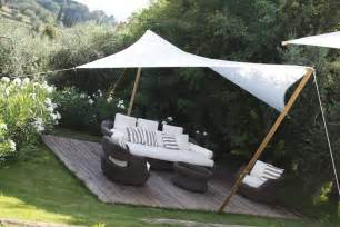 Shade Sails Backyard Shade Sails Shape The Outdoors With Their Architectural