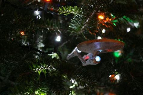 star trek christmas tree star trek pinterest