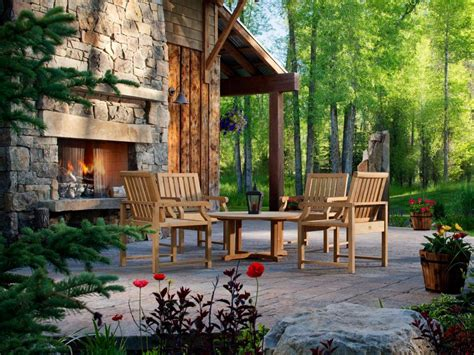 outdoor rooms and outdoor fireplaces fall s best outdoor 20 cozy outdoor fireplaces hgtv