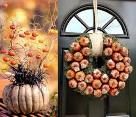 Fall Pumpkin Decorations - pop culture and fashion magic halloween pumpkins carving and decorating ideas