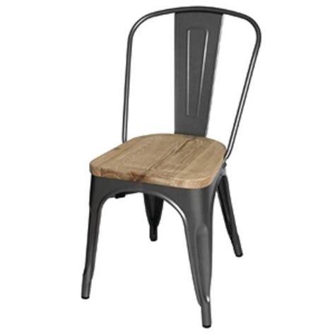 chaise en acier avignon le top du pro