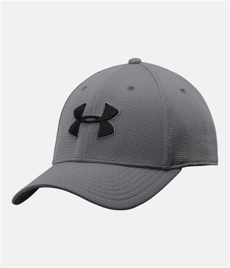 under armoir hats men s ua blitzing ii stretch fit cap under armour us