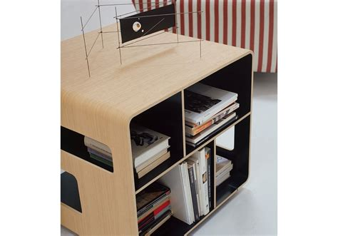 arne swivel bookcase b b italia milia shop