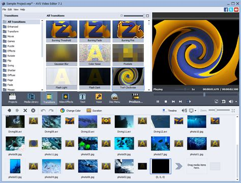 avs editor templates avs editor 7 3 editing software fileeagle
