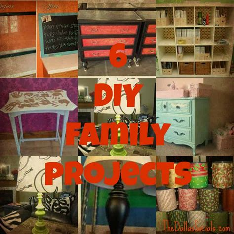 6 diy family projects for a good cause the dallas socials
