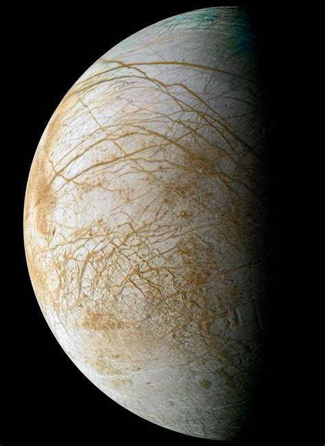 highest resolution global view  europa  planetary