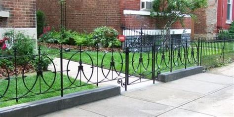 see wrought iron designs from elsmere ironworks at