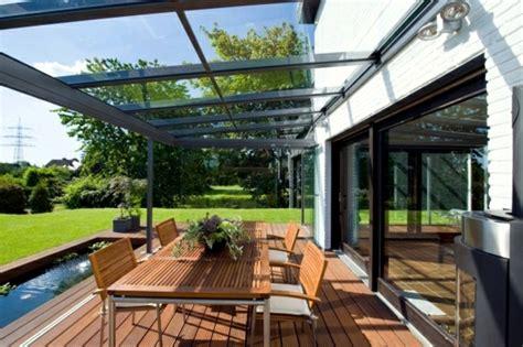 was ist eine terrasse 44 tolle bilder glaswand terrasse archzine net