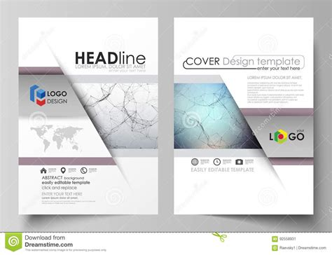 brochure and magazine layout design vector business templates for brochure magazine flyer cover