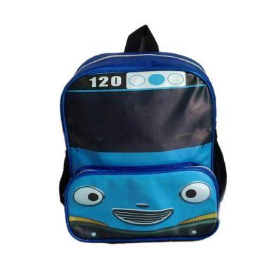 Mainan Anak Tayo Mobil Tayo Biru jual tayo 0930010527 backpack tas sekolah anak biru