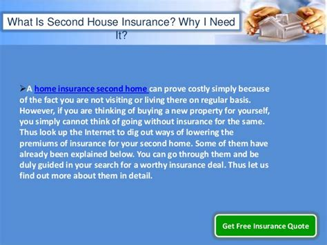house insurance second home house insurance second home 28 images how to obtain homeowners insurance on a