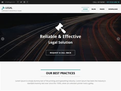 theme wordpress free legal 10 best lawyer wordpress theme for law firms and attorney