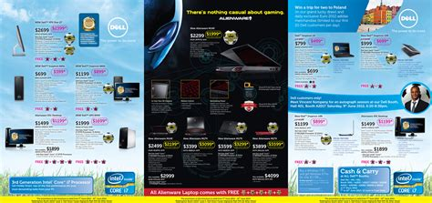 pc show  dell laptop desktop brochure  offers