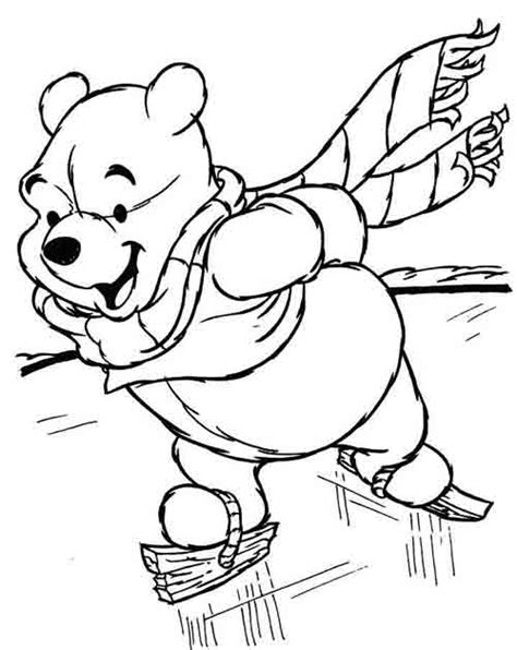 winnie the pooh coloring pages coloringpagesabc com