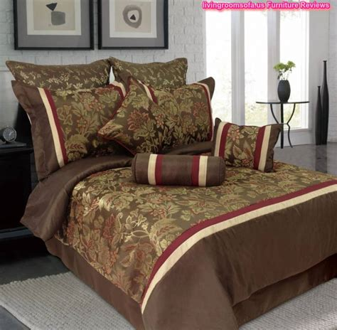 Bed In A Bag King Comforter Sets King Senole Jacquard Bedding Bed In A Bag Set