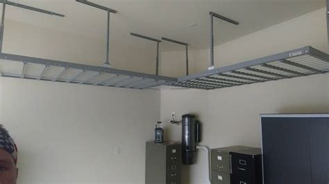 Rack Room Shoes Huntsville Al by Overhead Garage Storage Systems Cabinets Shelving